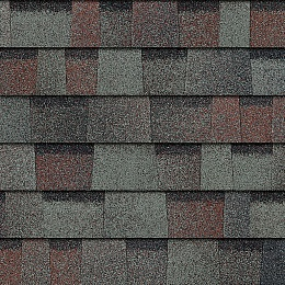 Гибкая черепица Owens Corning Duration AR COLONIAL SLATE